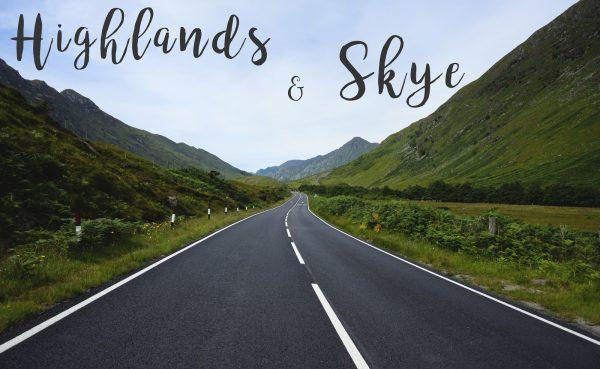 Road trip : Highlands & Skye #3