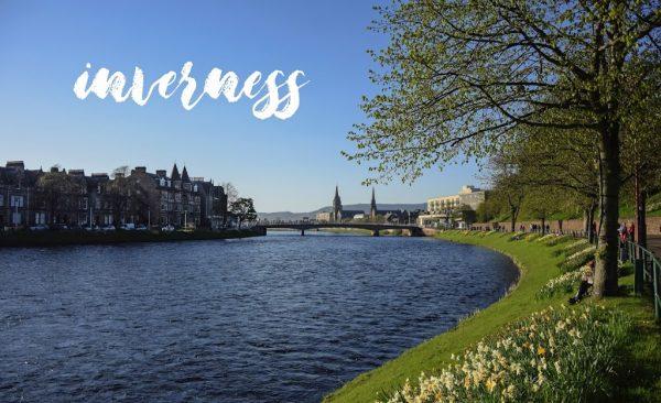 Balade à Inverness