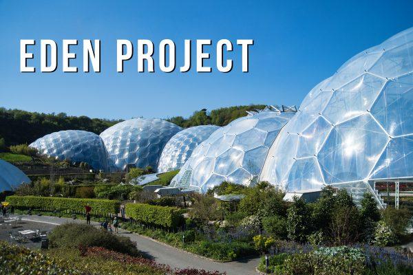 Une journée à l'Eden Project