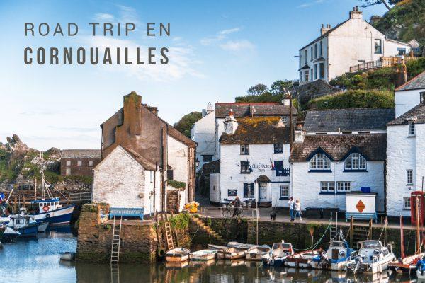 Road trip en Angleterre : la Cornouailles